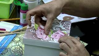Davi jansen – Dicas e técnicas pintura em madeira
