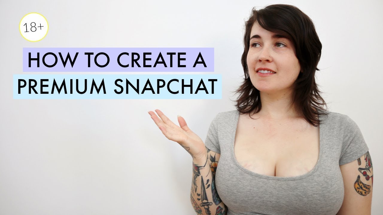 Premium How to get snapchat