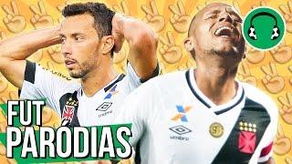 ♫ VASCÃO RUMO À SÉRIE B | Paródia Farra, Pinga e Foguete - Bruno e Barretto