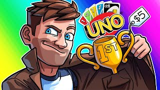 Uno Funny Moments - Nogla Has the Brain Fish of a Memory!