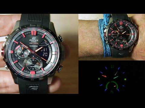 bee39de06edf Casio Edifice ERA-300 Neon-Illuminator - Action.News ABC Action News ...