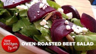 Oven-Roasted Beet Salad