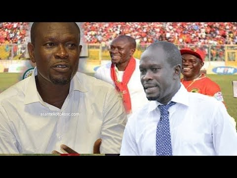 ASANTE KOTOKO COACH CK AKONNOR SPEAKS ON THEIR CHANCES IN CAF CONFED CUP