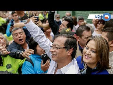 """""""Petro vino a Venezuela a pedir apoyo para su campaña"""": Diosdado Cabello"""