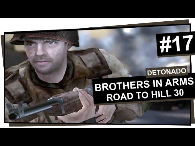 Brothers in Arms: Road to Hill 30 #17 - Entrada em Carentan (Legendado em português)