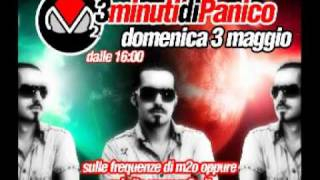 Danilo Gariani Dj su m2o in: 3 MINUTI DI PANICO
