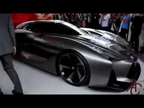 Nissan GTR R36 - YouTube