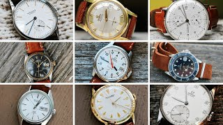 My Watch Collection 2018 (Rolex, Tudor, Omega, IWC, Nomos, and More)