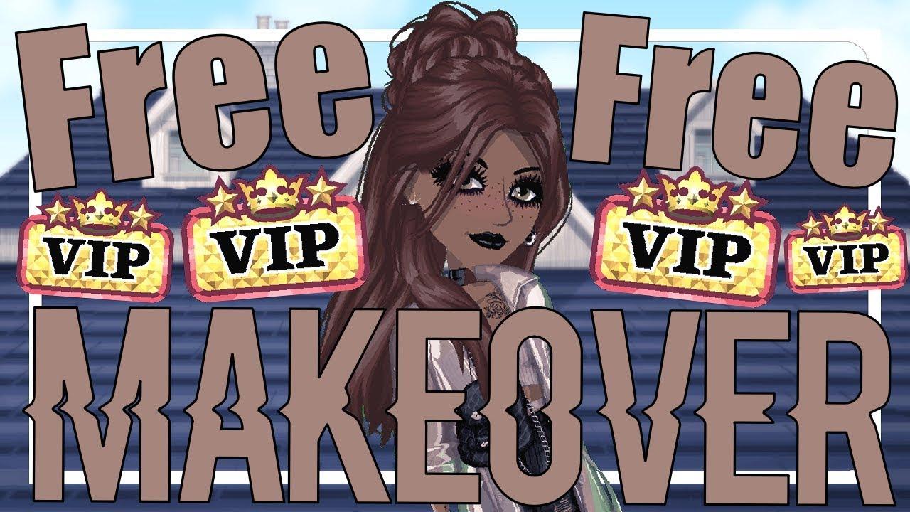 MSP Free VIP + Makeover