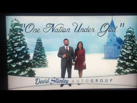 David Stanley pandering Holiday ad...