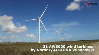ACCIONA Energia starts up San Roman Wind Farm in Texas