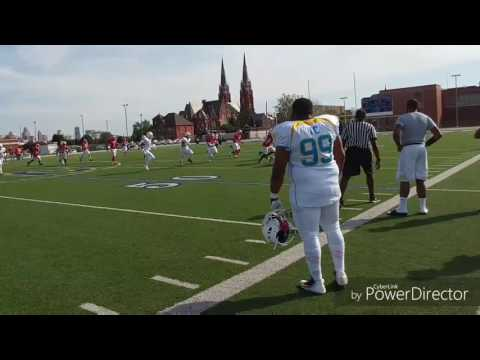 Chargers Semi-Pro