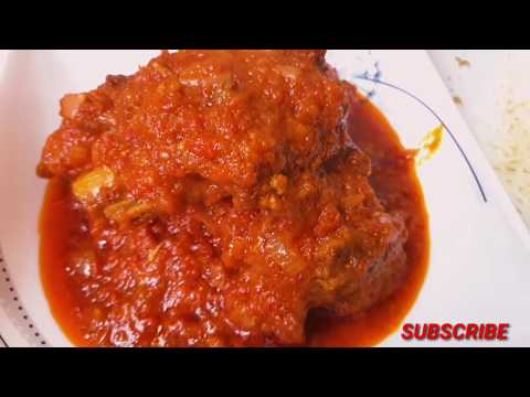 HOW TO MAKE TURKEY STEW NO TOMATOES/RED BELL PEPPER SAUCE