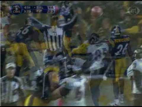 McGahee Gets Drilled