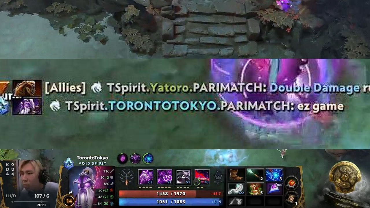 "Download ""ez game"" TORONTOTOKYO ALL CHAT after teamwiping OG!"