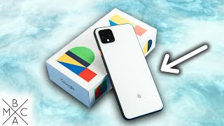 Google Pixel 4 XL: UNBOXING & FIRST IMPRESSIONS!