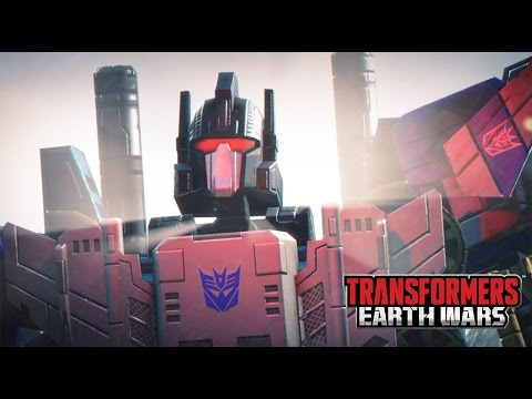 NEW TRAILER: Transformers: Earth Wars