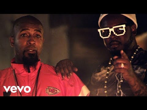 Tech N9ne - B.I.T.C.H. ft. T-Pain