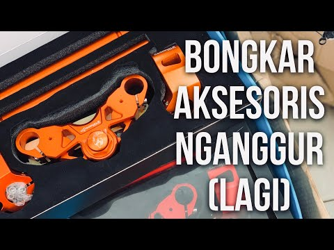 Bongkar Aksesoris Nganggur 2! (PT.1)