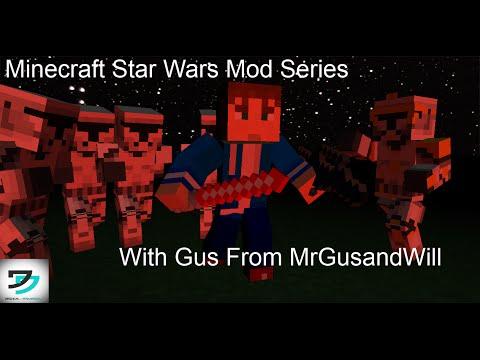 Minecraft Star Wars Mod -Episode 3- Savage Opress!
