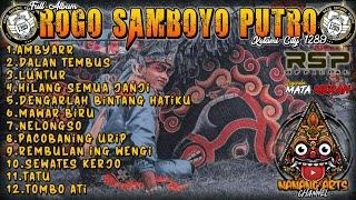 Mp3 Full Album Lagu AMBYARRR 2020 Cover Jaranan ROGO SAMBOYO PUTRO Vol.2