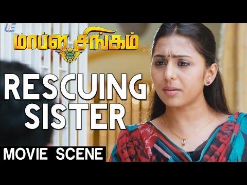 Rescuing Sister | Mapla Singam | Vimal | Anjali | Soori