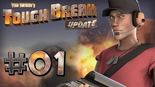 Team Fortress 2: Tough Break Gameplay | Contract 1