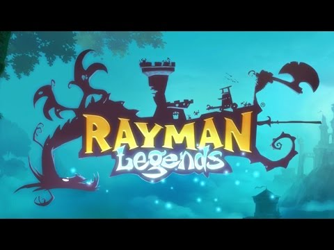 Rayman Legends - Episode 1: A Teensie Bit of Trouble!
