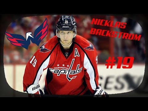 Nicklas Backstrom #19 - The Dish Master [HD]