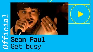 Sean Paul – Get Busy [Official Video]