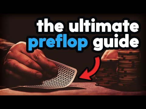 The Ultimate Preflop Poker Guide | SplitSuit Strategy