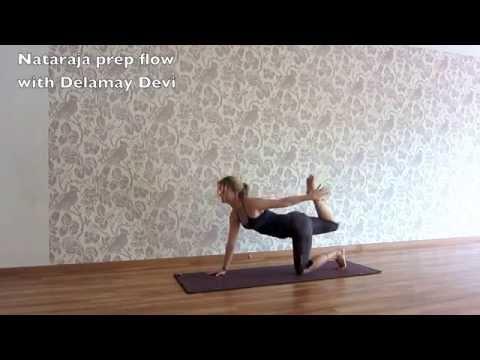 nataraja prep yoga flow  youtube