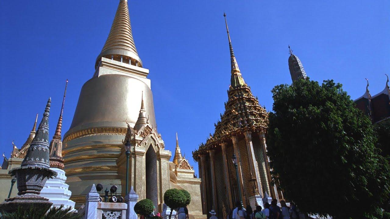 Top 10 Places To Visit Bangkok Travel Youtube
