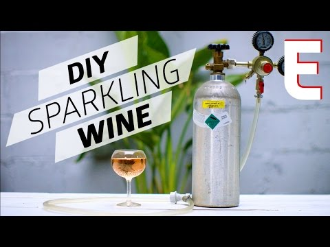 Watch: How to Build Your Own At-Home Carbonation System
