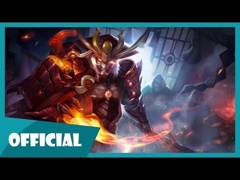 Rap về Ryoma Nguyệt Tộc (Liên Quân Mobile) - Phan Ann X Mons   Rap Game