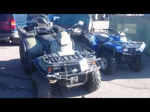 Finland army surplus auction