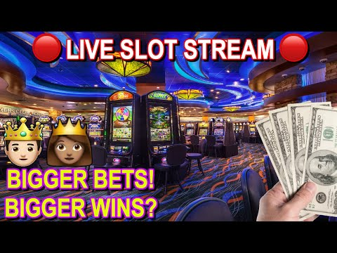 🔴 LIVE SLOT PLAY * $400 for 4K CELEBRATION* Come Join Us🎰🎰🎰