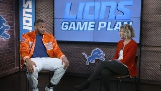 1 on 1 with DE Trey Flowers on the Lions' 2019 season