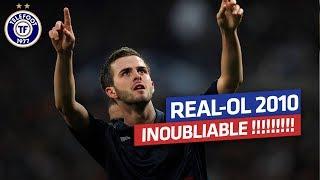 Ligue des champions : Quand Lyon éliminait le Real Madrid (2010)