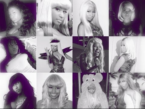 Nicki Minaj - The Evolution of Nicki Minaj