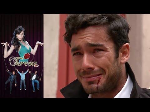 ¡Arturo y Mariano pelean por Teresa! | Teresa - Televisa