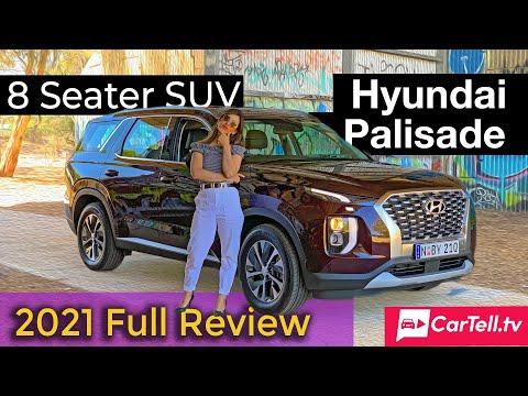 2021 Hyundai Palisade review | Australia