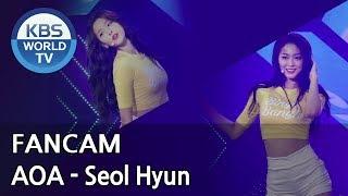 Video [FOCUSED] AOA's Seol Hyun - Bingle Bangle[Music Bank / 2018.06.15] download MP3, 3GP, MP4, WEBM, AVI, FLV Oktober 2018