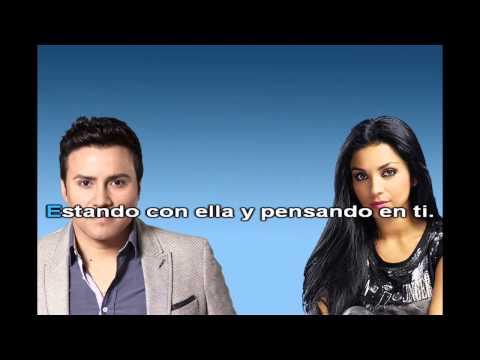 Santos Chávez - Dos Locos (Con Monserrat Bustamante) [Karaoke]