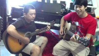 Nhạc sĩ Nguyễn Duy Hùng hướng dẫn Tùng Jazz đệm Happy Birthday To You-12hMusicSchool:0906.177 176