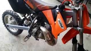 KTM 50 Cobra 50 JR 50