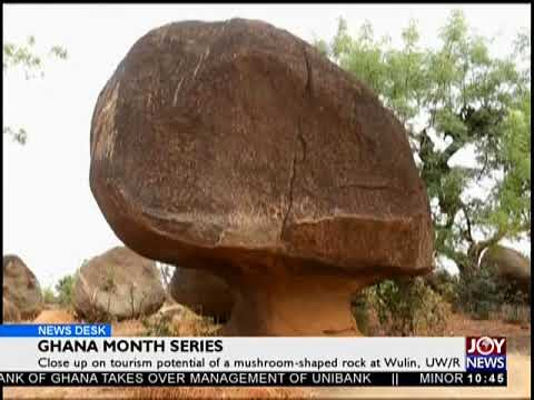Ghana Month Series - News Desk on Joy News (21-3-18)