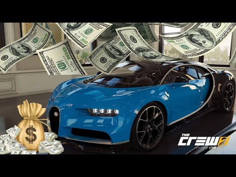 The Crew 2 -  BEST Way to Make Money - A MILLION an Hour! (UPDATED Method)