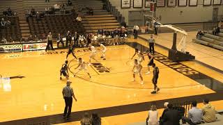 Sioux Falls vs Fort Hays State Full Game Film 11/9/18 Justin Taylor #22