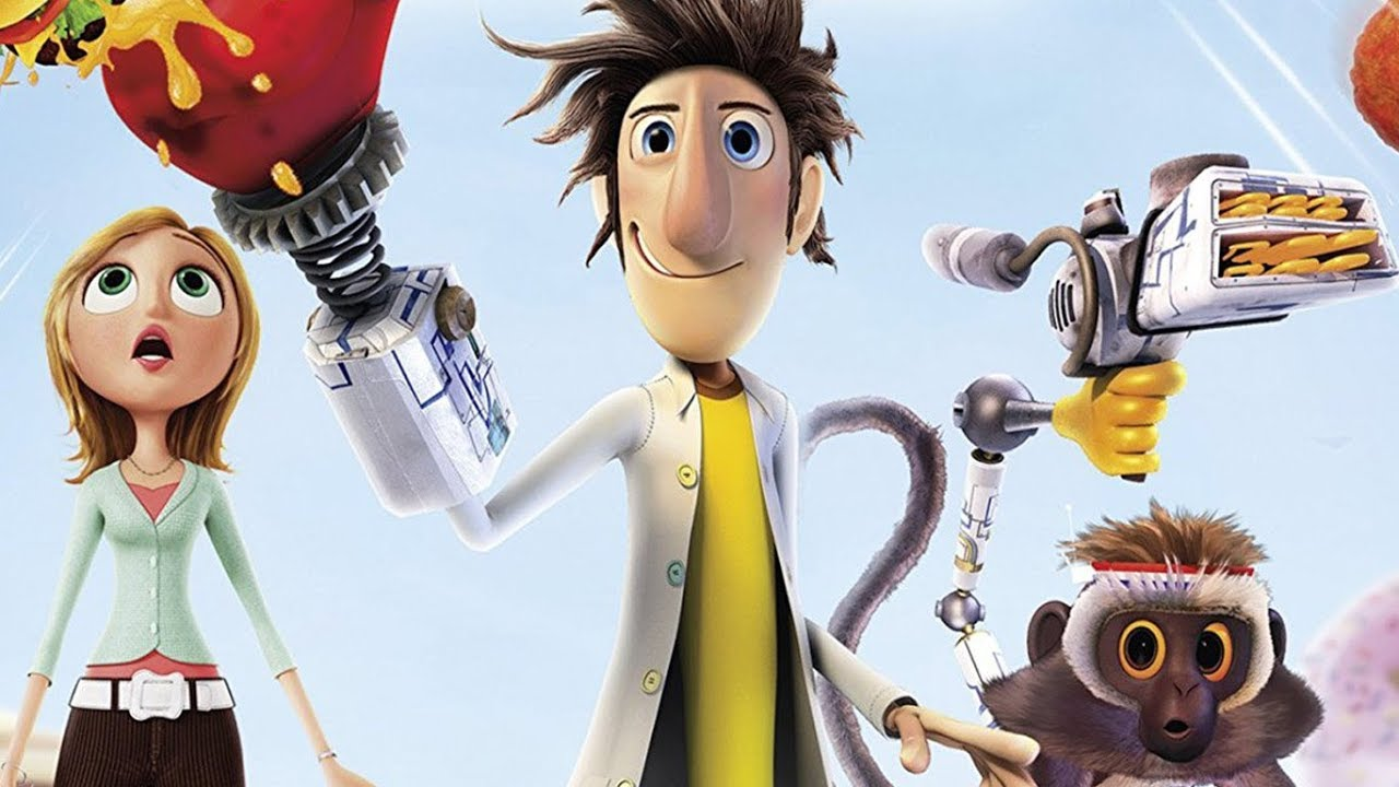 Download ► Cloudy with a Chance of Meatballs - The Movie | All Cutscenes (Full Walkthrough HD)